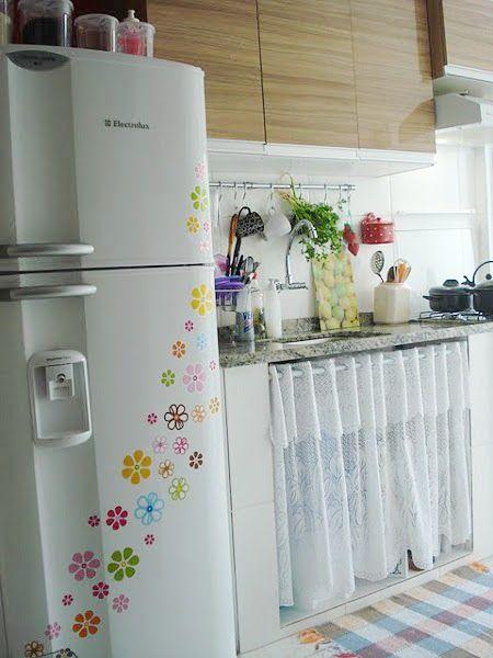 prateleiras cozinha Pesquisa Google Projeto cozinha -> Decoração Cozinha Pequena Barata