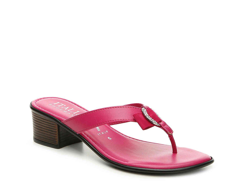 9e3081f545 Italian Shoemakers Jewel Bow Sandal Women's Shoes | DSW | Hawaii ...