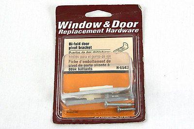 Prime Line Window Door Replacement Hardware N 6543 Bi Fold Door Pivot Bracket Swedemom On Ebay Closet Doors Doors Windows Doors