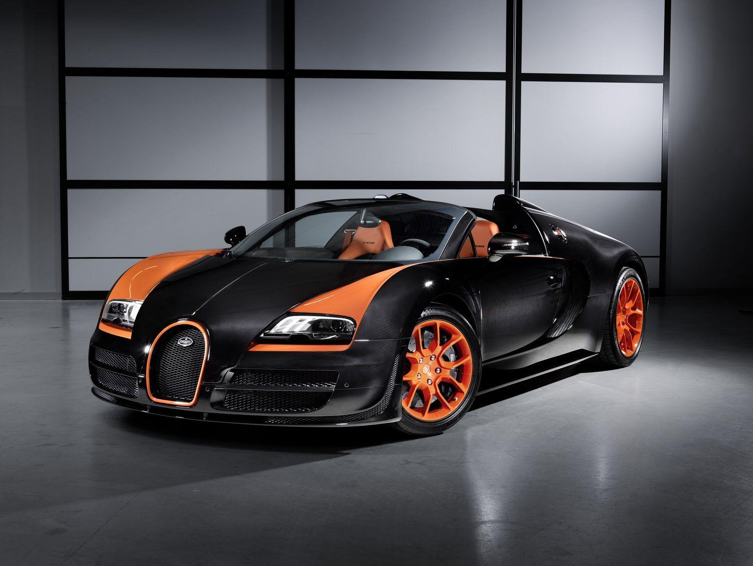 Bugatti 16 4 Veyron Grand Sport Vitesse Wrc Edition Bugatti