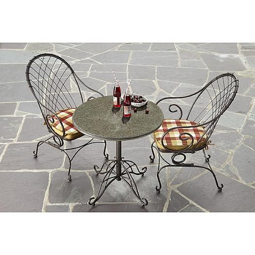 cherry valley granite bistro table limited availability things i rh pinterest ie