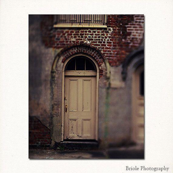 New Orleans, Louisiana doorway | New Orleans Art, Garden District Door Photography. Home Decor Wall Art ...