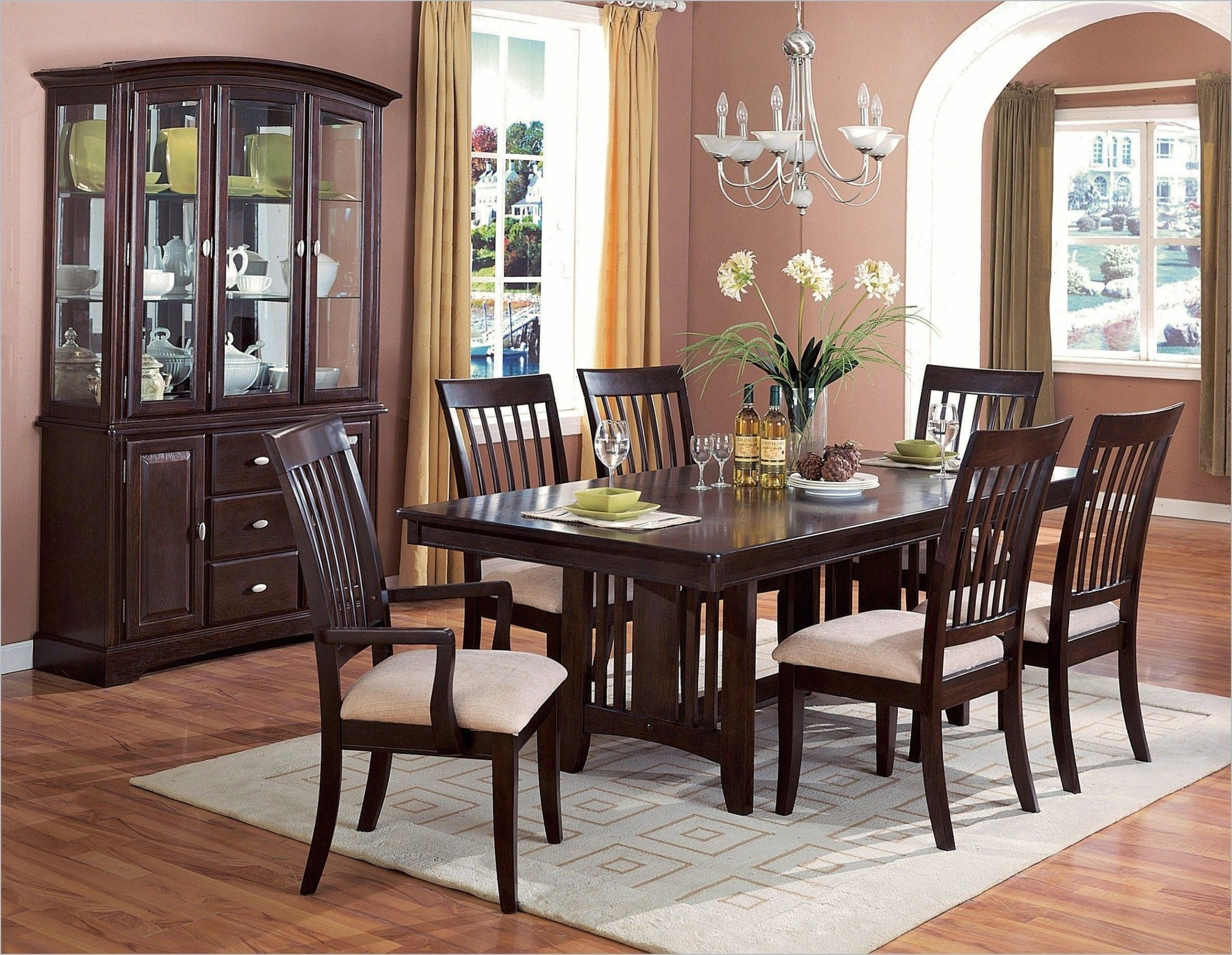 Top 10 Dining Room Decorating Ideas On A Budget | Area rug ...