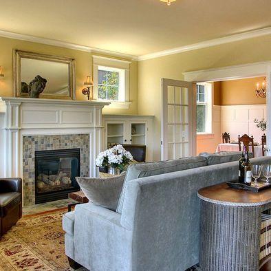windows cabinet flanking fireplace diy home craftsman rh pinterest com