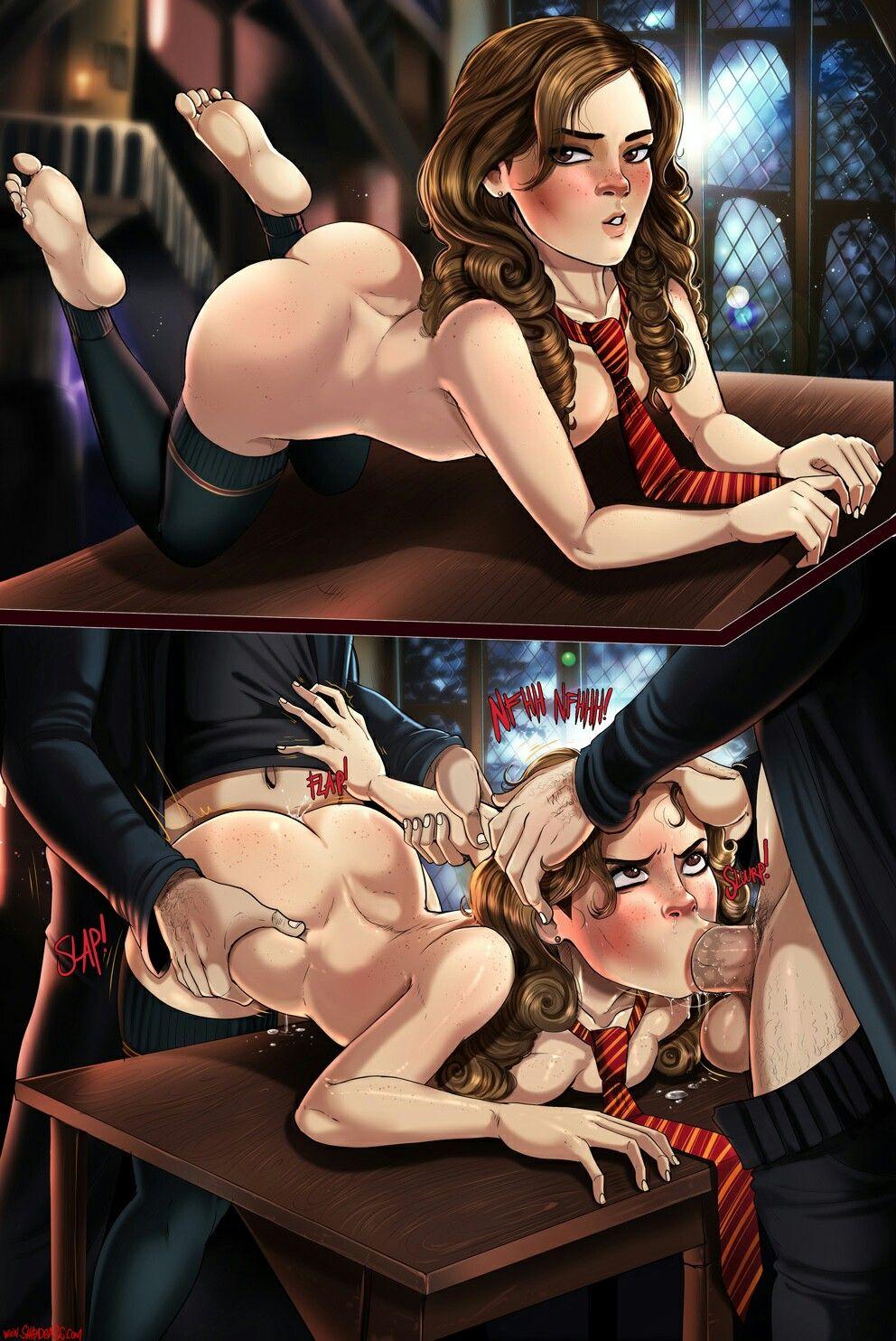 Гермиона как порно актриса