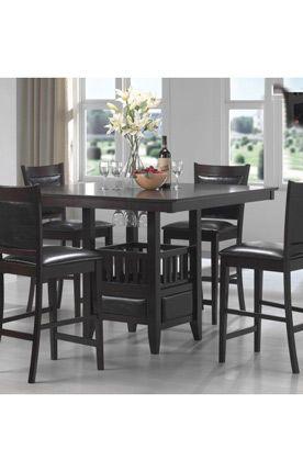 jaden counter height dining table home sweet home pinterest rh pinterest com