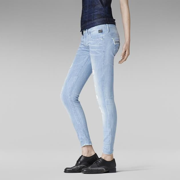G-Star Womens New Ocean Skinny Jeans G-Star