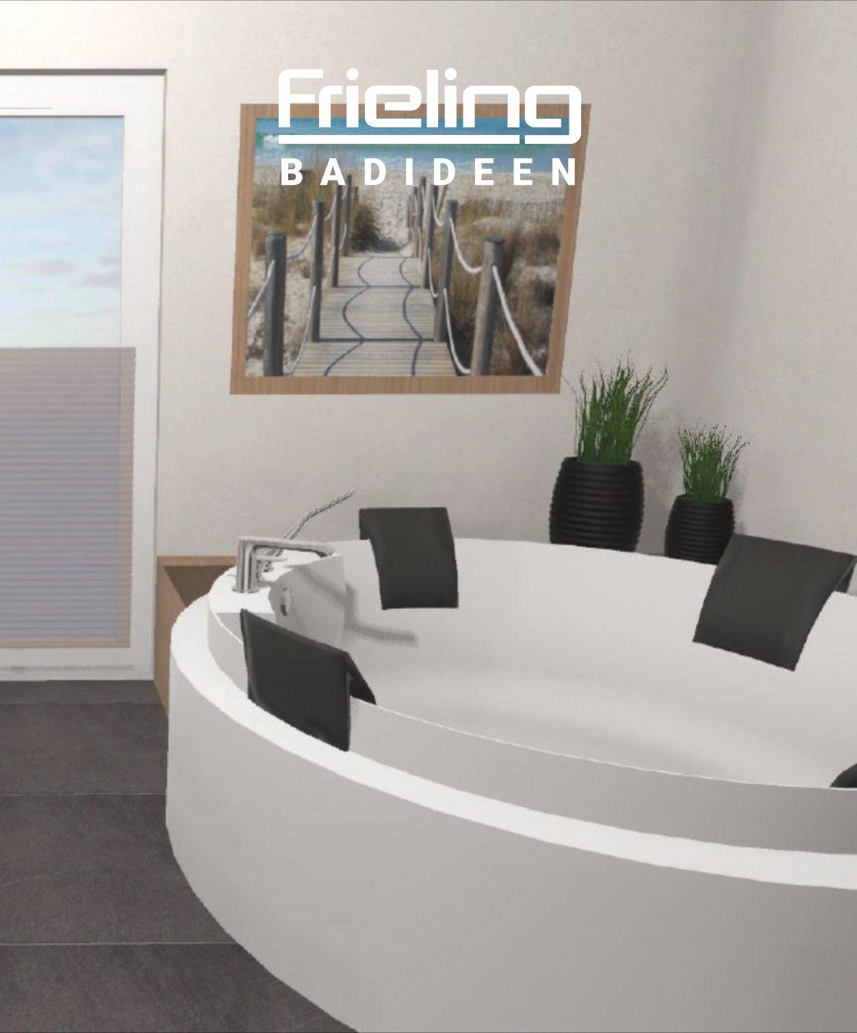 Das Erholungsbad Mit Whirlwanne Grundriss Freunde Einladen 17 Qm In 2020 Badezimmerideen Badezimmer Badezimmer Renovieren