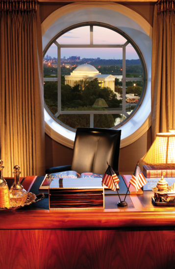 mandarin oriental washington is the only hotel offering views of the rh pinterest com