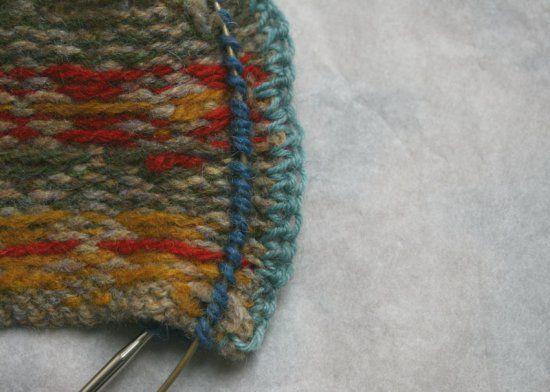 steeks | Stricken - knitting | Pinterest