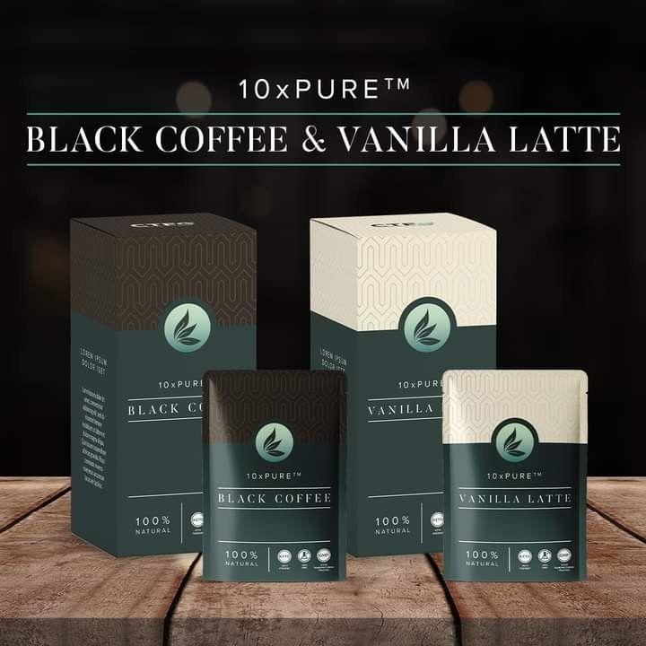 Coffee w/ CBDa 1000 times purer than CBD