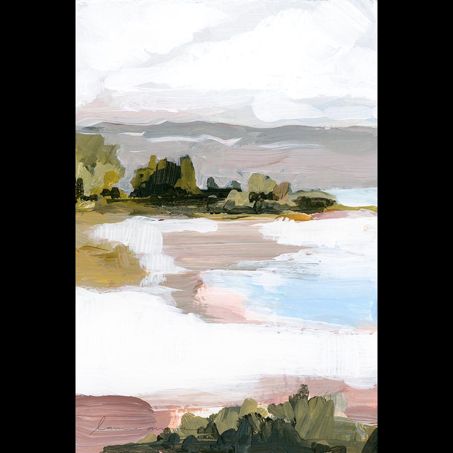 Lost Beach Vertical Canvas Print Landscape Prints Canvas Prints Original Art Prints