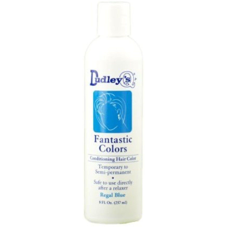 Dudleys Fantastic Colors Conditioning Hair Color Regal Blue You