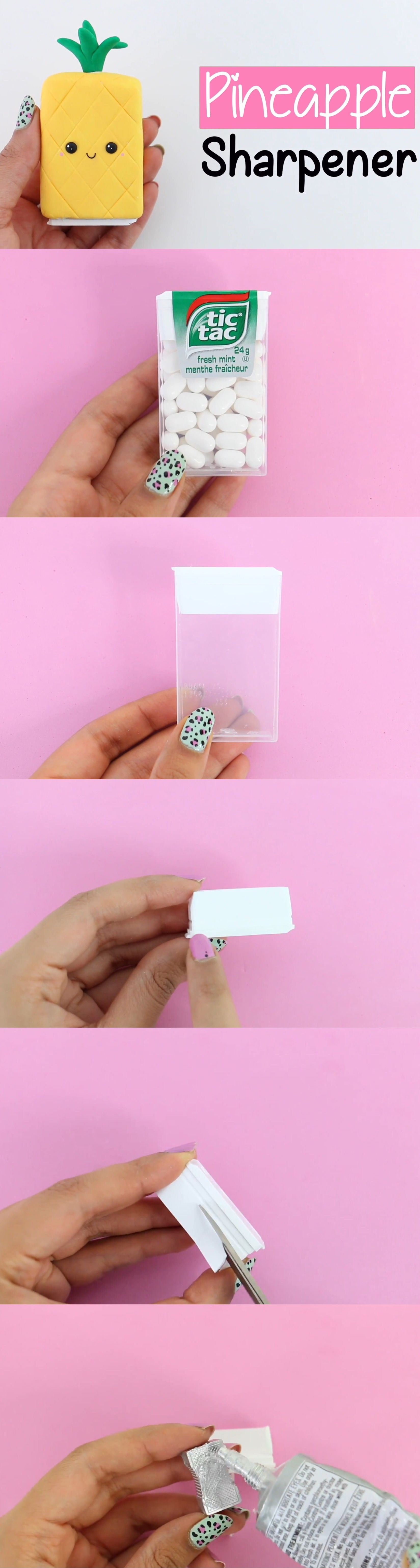 Turn a Tic Tac container into a