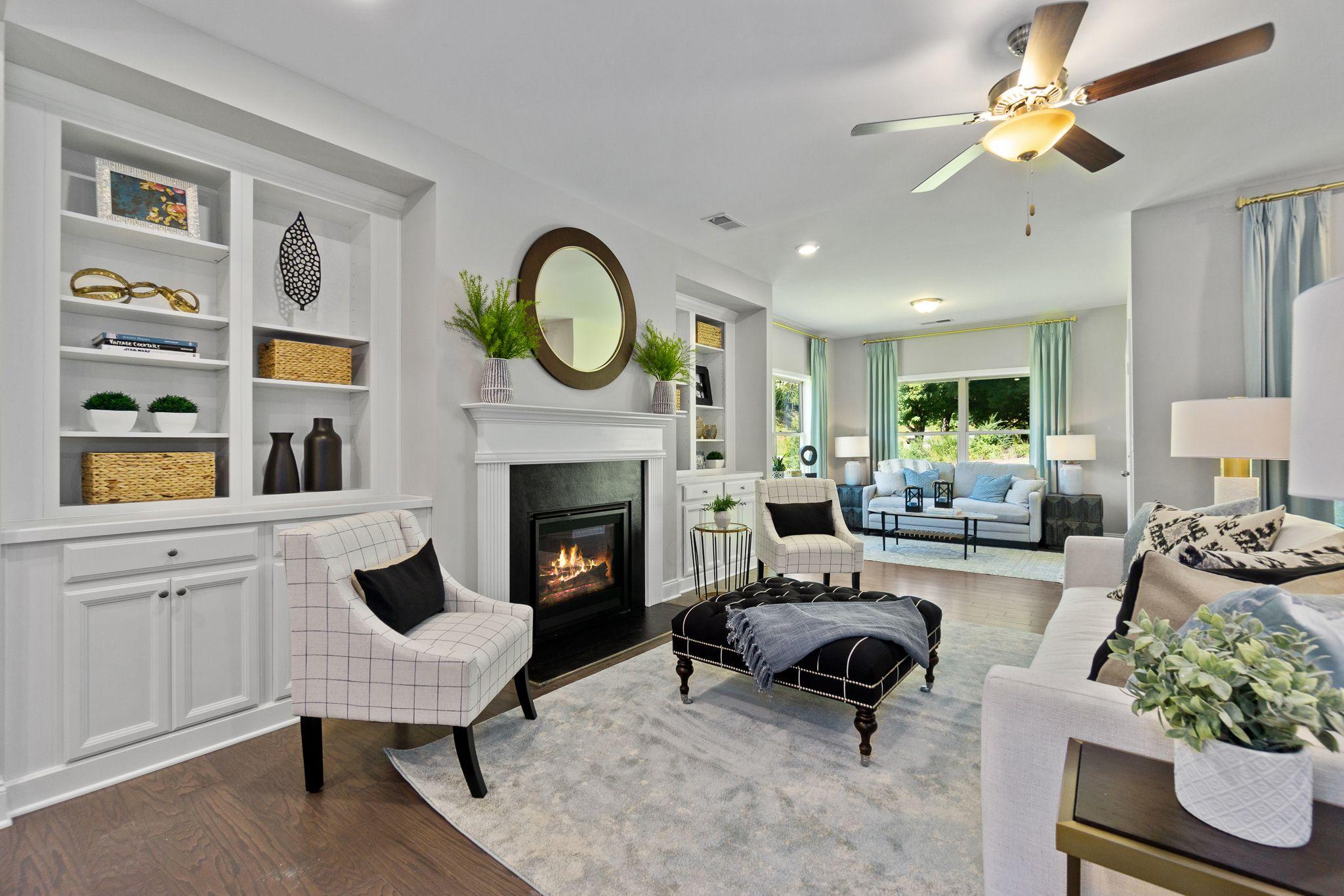 Photo of Fireplace