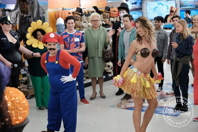 Superstore Gets Ready For Halloween In First Look Photos
