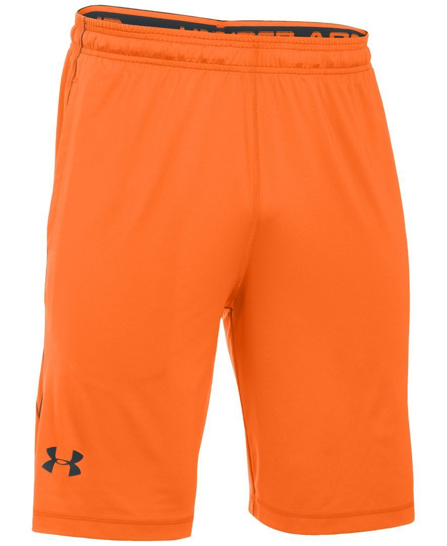 These breathable performance shorts from Under Armour feature a four-way stretch fabric to enhance mobility and keep you cool. These lightweight shorts are great for everyday wear. | Polyester/elastan