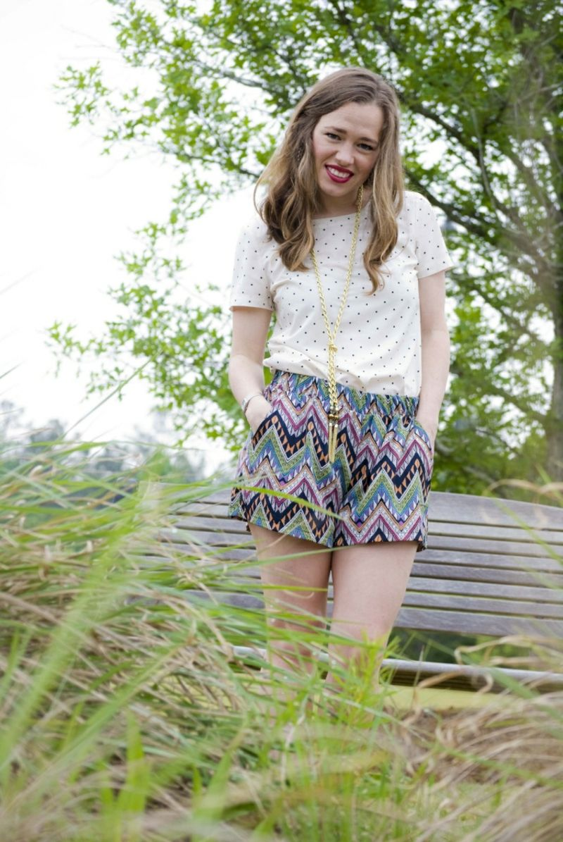 22 moderne Sommer-Outfits mit Hotpants für Damen | Outfit