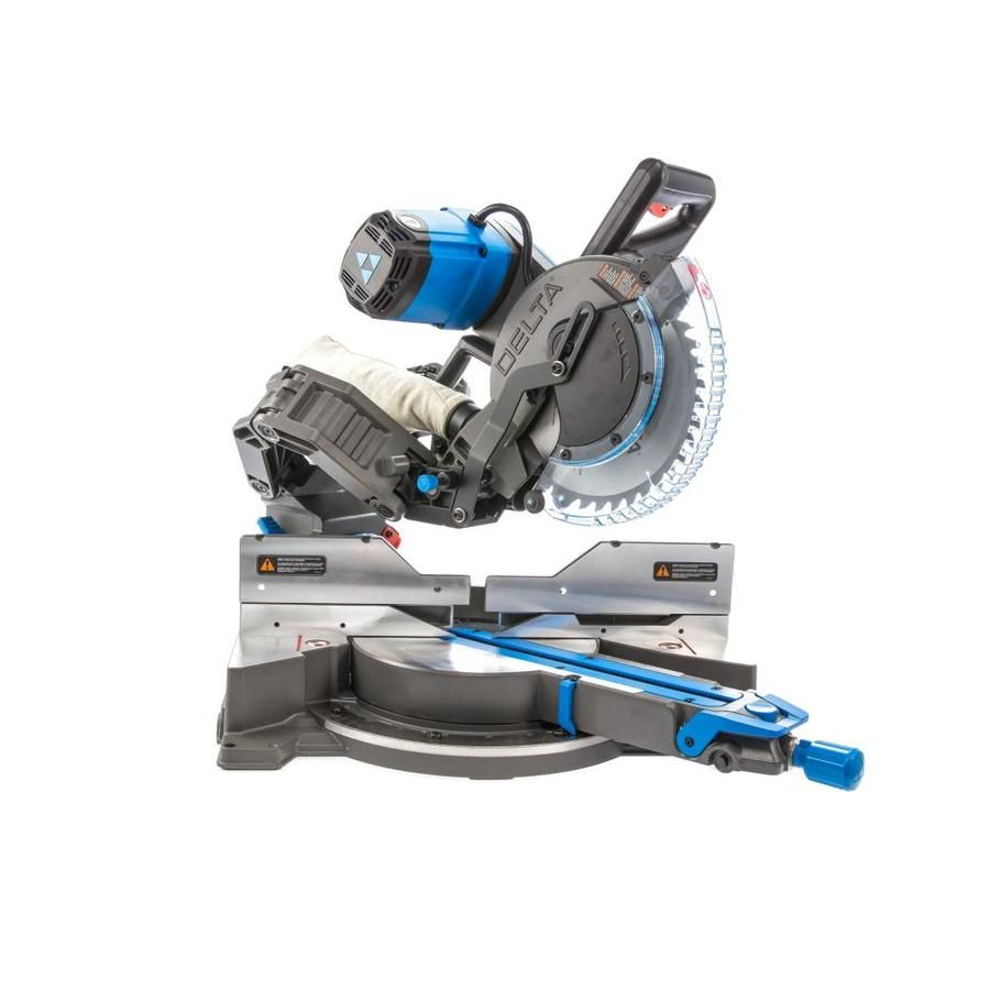 Delta Delta Cruzer 10 In Amp Dual Bevel Bevel Sliding Folding Compound Miter Saw 26 2240 In 2020 Sliding Compound Miter Saw Miter Saw Compound Mitre Saw