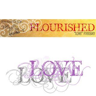 Love flourishing!