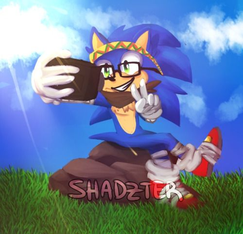 Shadow Don T Make Me Upset Sonic Boom Sonic Sonic The Hedgehog