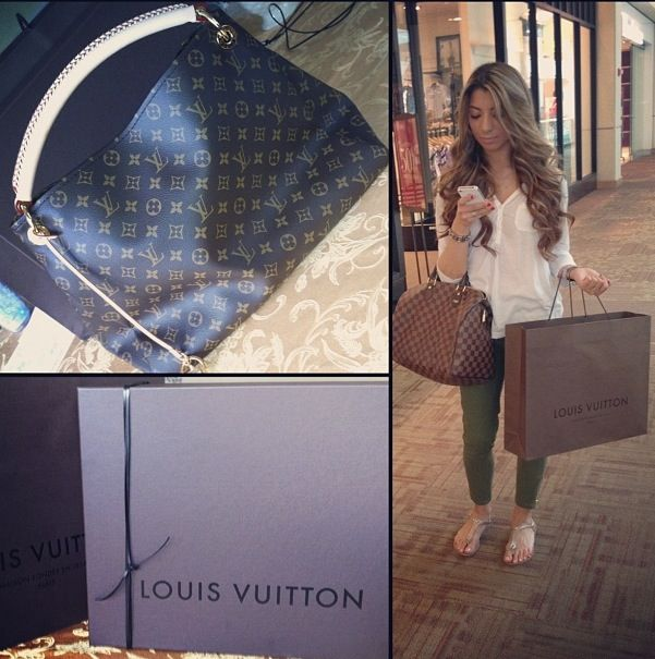 Birthday gift to myself Louis Vuitton Artsy #Louis #Vuitton #Artsy