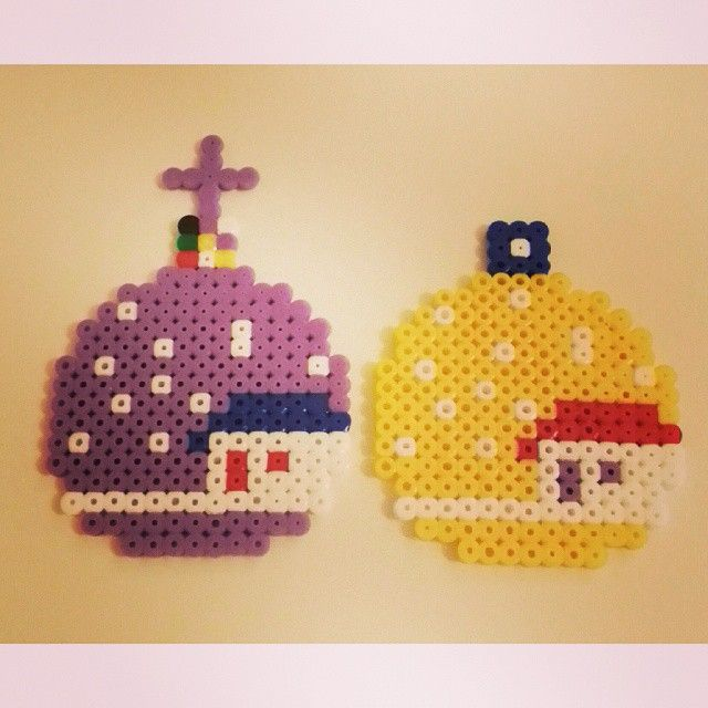 Christmas baubles hama beads by aalcuadradomanualidades