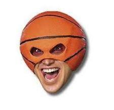 sportz+heads+basketball+mask   Basketball Head Mask ...