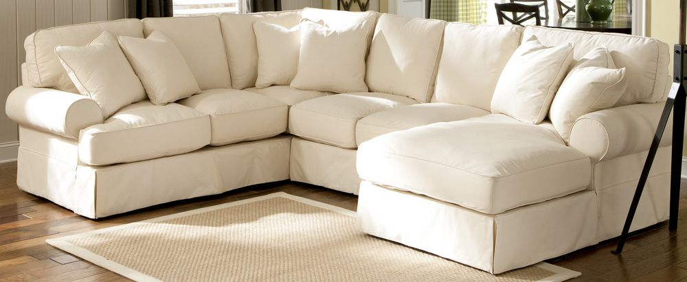 Kinning Linen Sectional By Ashley Furniture