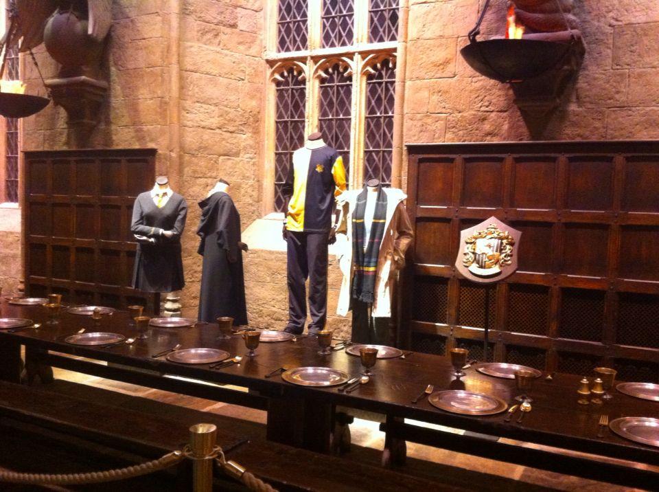 Harry Potter Warner Bros Tour 2015
