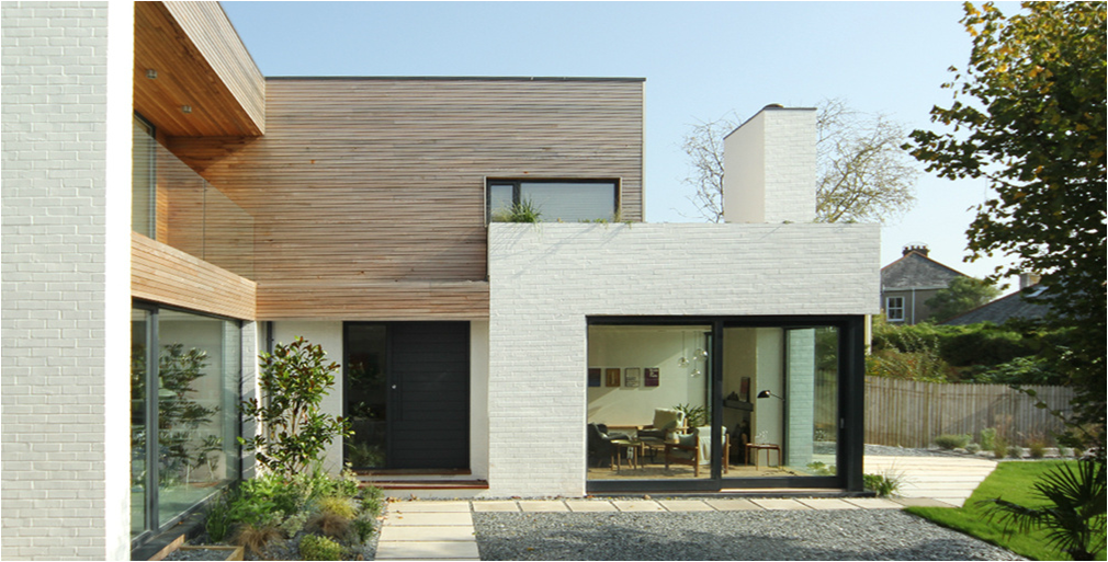 Great External Cladding For Houses Cool Home Design ...