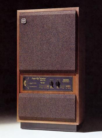 TANNOY Super Red Monitor SRM12X 1980 | VINTAGE SPEAKERS ...