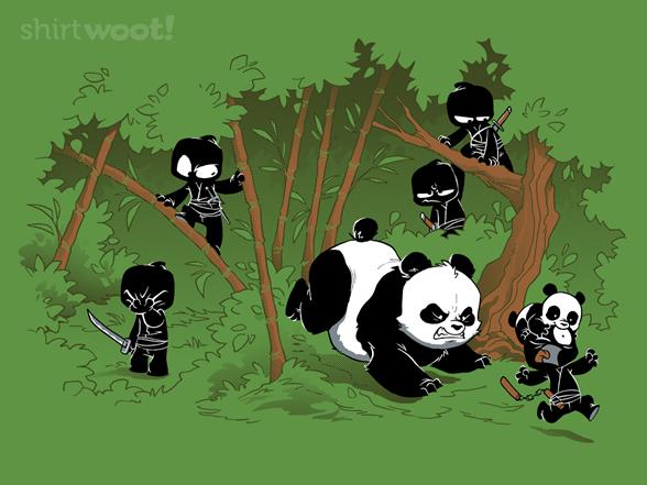 Unstealthiest Ninja When Animals Attack by dooomcat