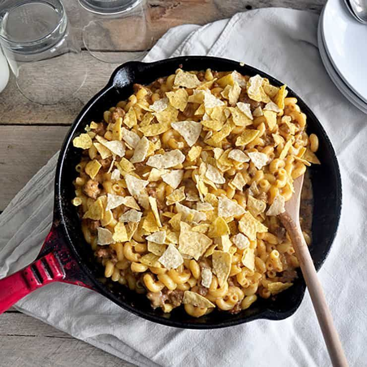 Beefy Taco Mac and Cheese #tacomacandcheese Beefy Taco Mac and Cheese - Ramshackle Pantry #tacomacandcheese Beefy Taco Mac and Cheese #tacomacandcheese Beefy Taco Mac and Cheese - Ramshackle Pantry #tacomacandcheese
