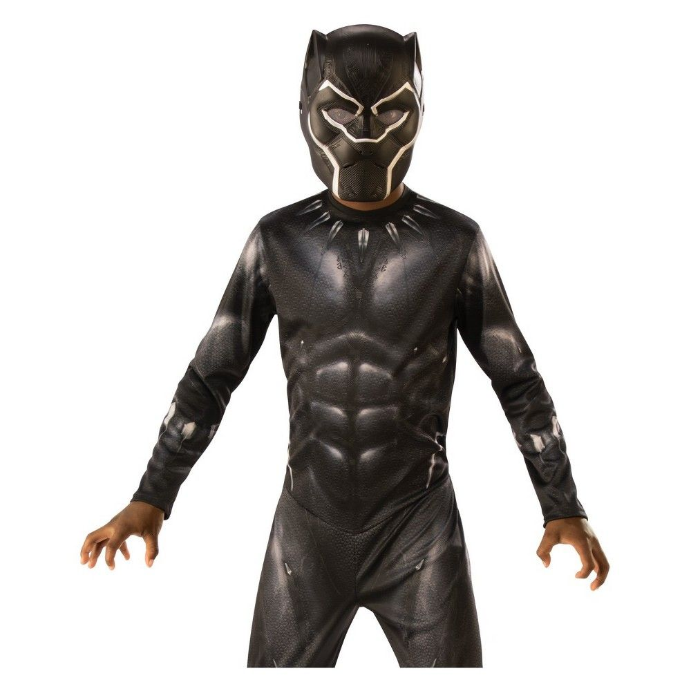 dc8b01c6 Kid's Marvel Black Panther Costume Mask in 2019   Products   Panther ...