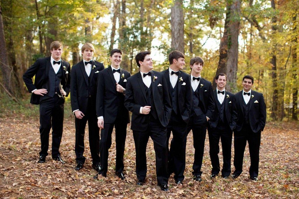 Tuxedo Groomsmen - Secondary Sponsor | Frank and Jill Dream Wedding ...