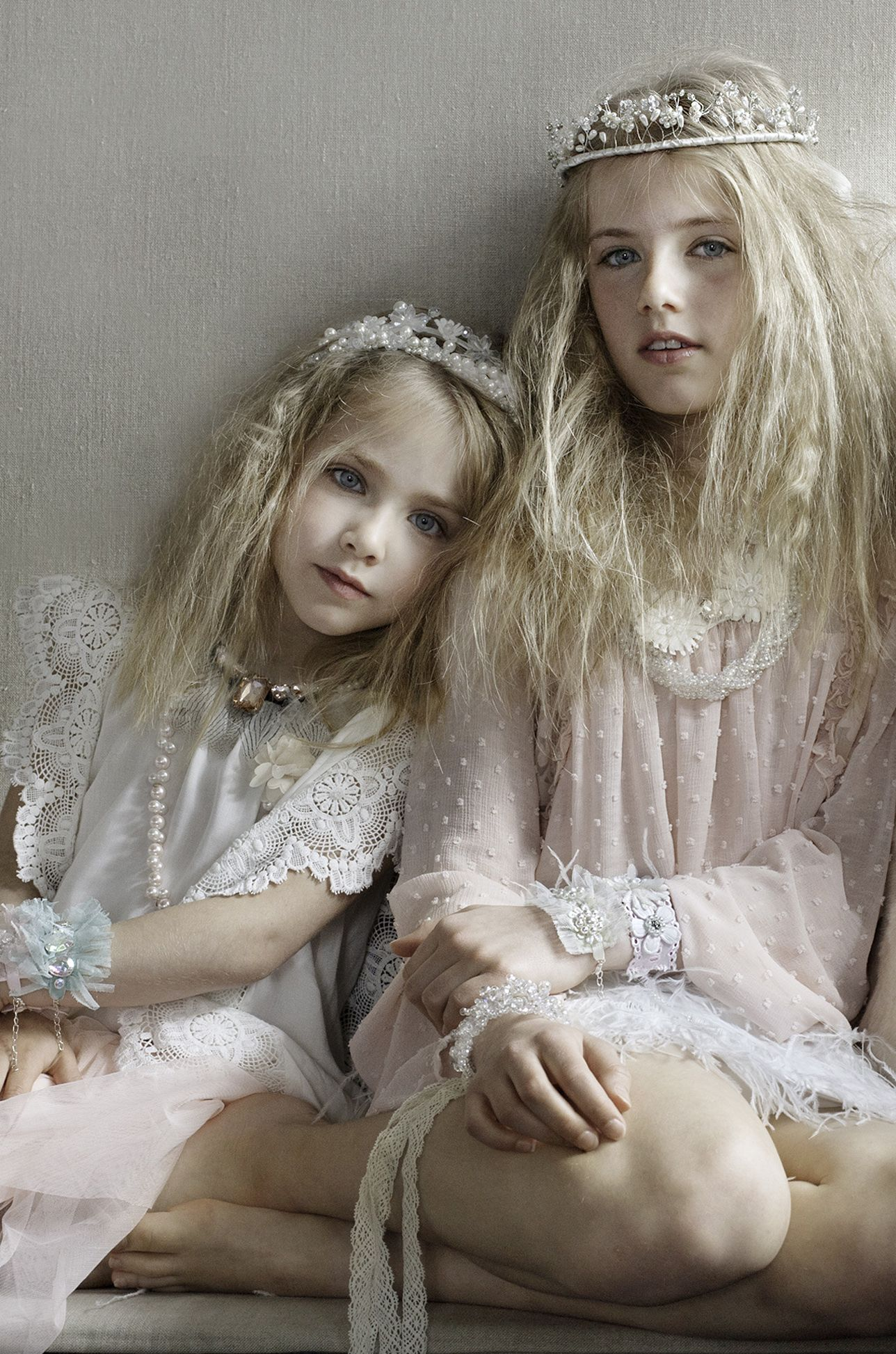 Pin by Sienna Likes to Party on Flower Girl Hair ...