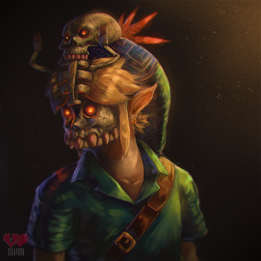 The One Mask to Rule Them All | IGN Boards | Legend Of Zelda ...
