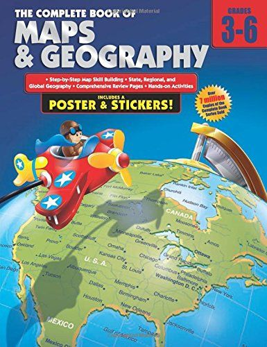 The complete book of maps and geography only 1040 reg 15 the complete book of maps and geography only 1040 reg 15 gumiabroncs Gallery
