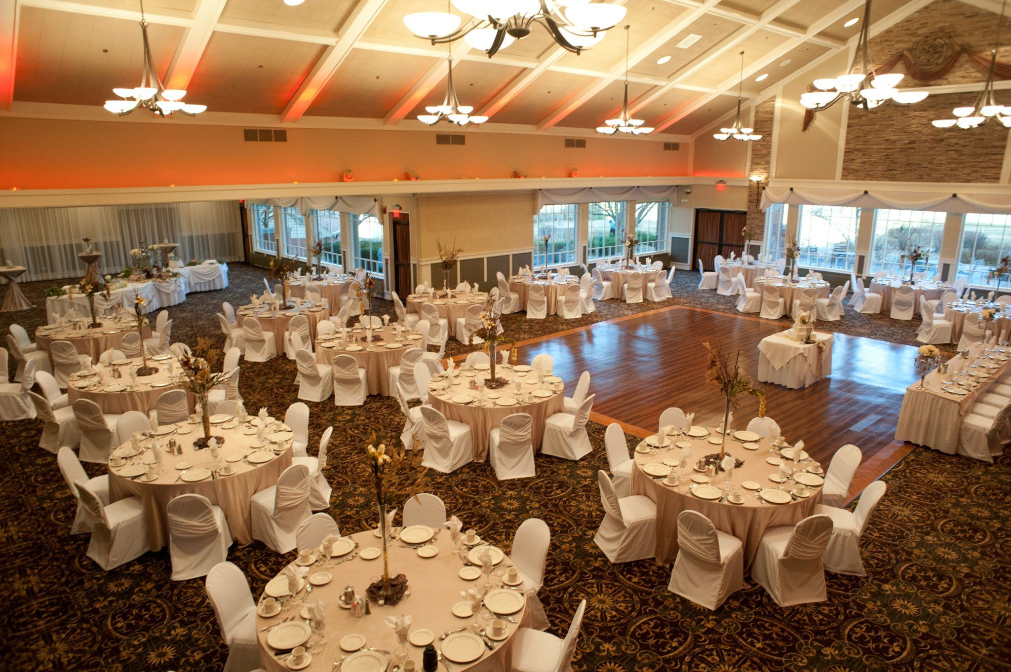 Chandler S Banquets Private Events Grille Chophouse The Schaumburg Golf Club