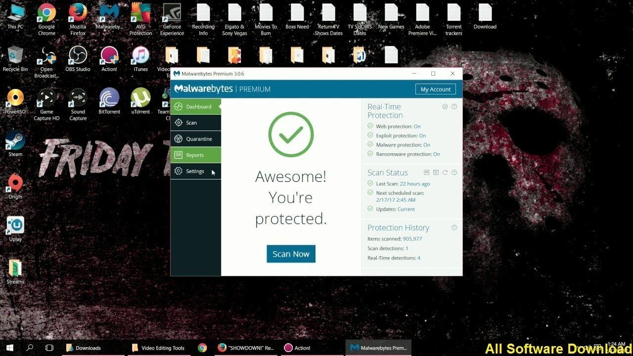 malwarebytes 3.5.1 premium license key 2018