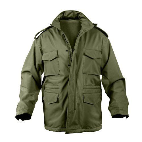 Rothco Soft Shell Tactical M-65 Olive Drab Jacket Medium Rothco http://www.amazon.com/dp/B00E9A86CQ/ref=cm_sw_r_pi_dp_55KKtb151E71D5JQ
