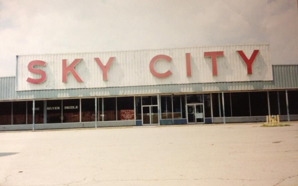 Sky City Old Parham Hill Site Loved This Store