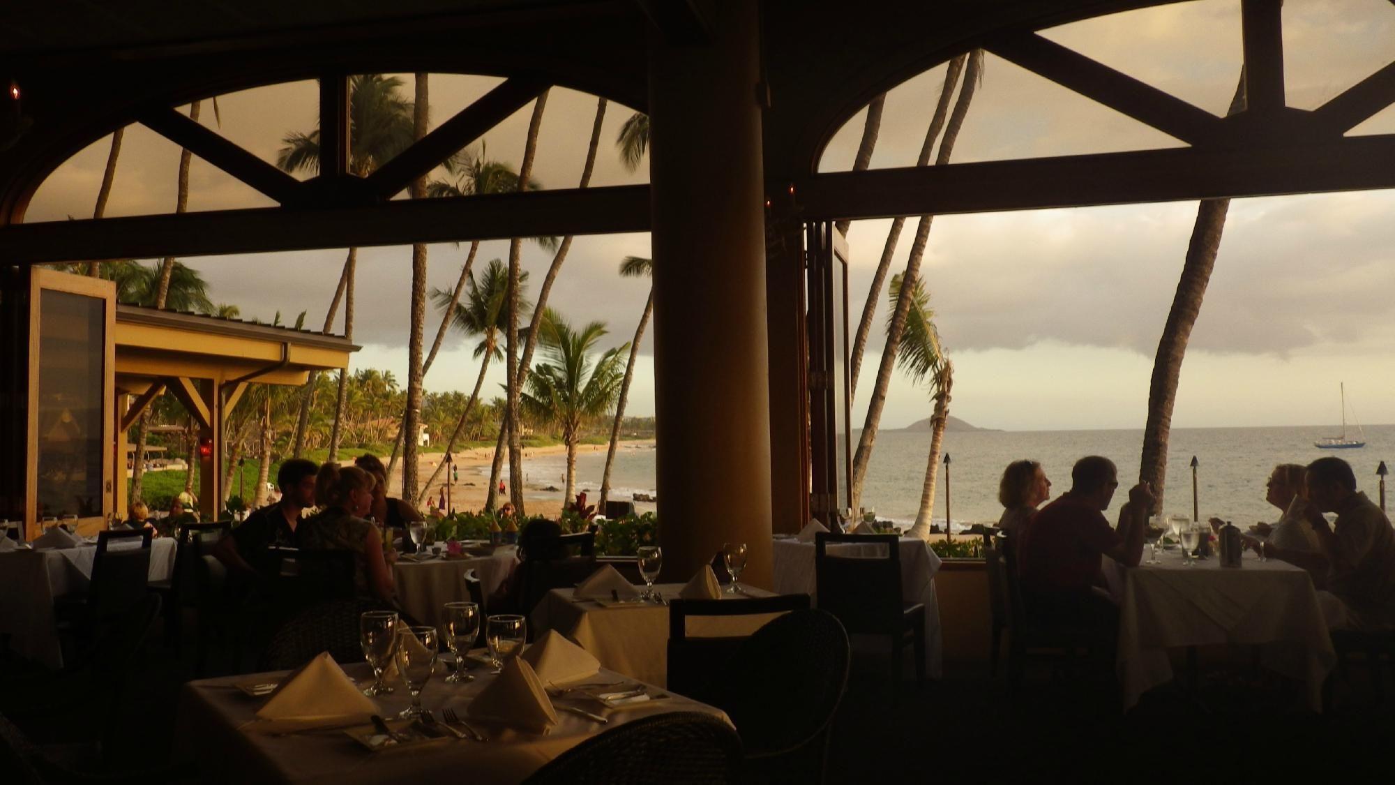 5 Palms Restaurant Wailea Reviews Tripadvisor
