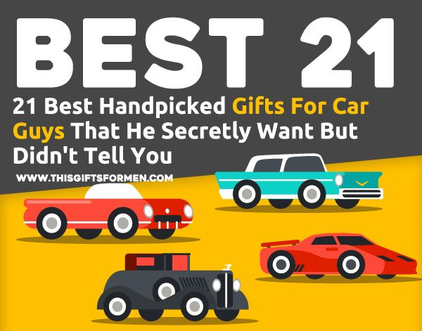 Best Gifts For Car Lover