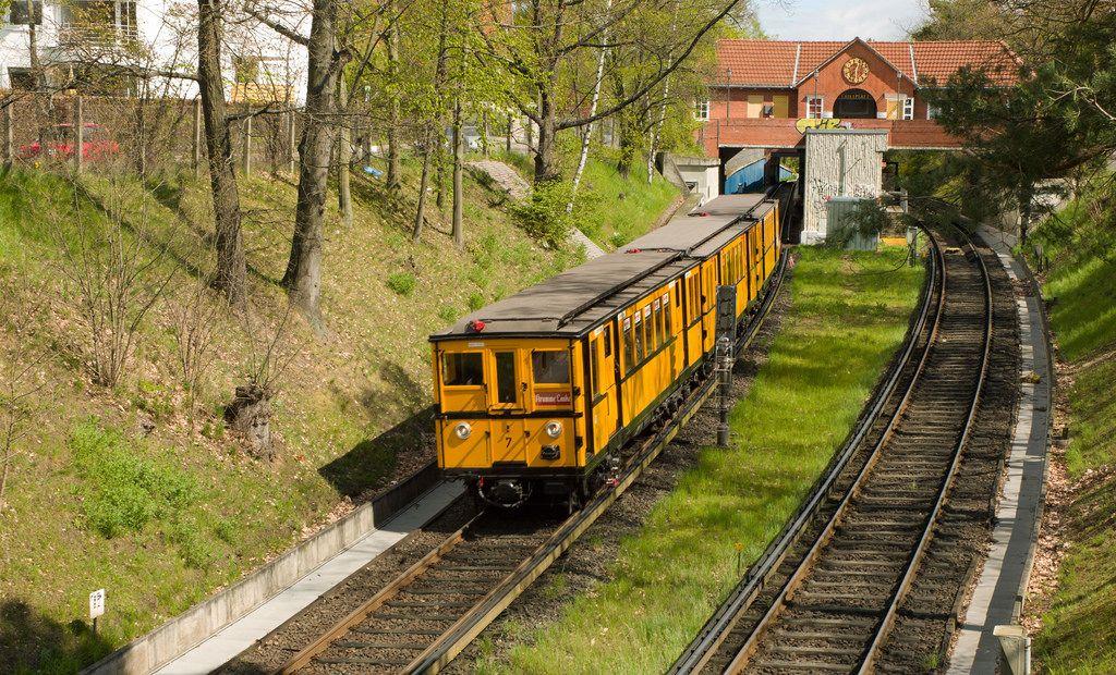 BVG Berlin U 3 Historische Bahn A1 1642017