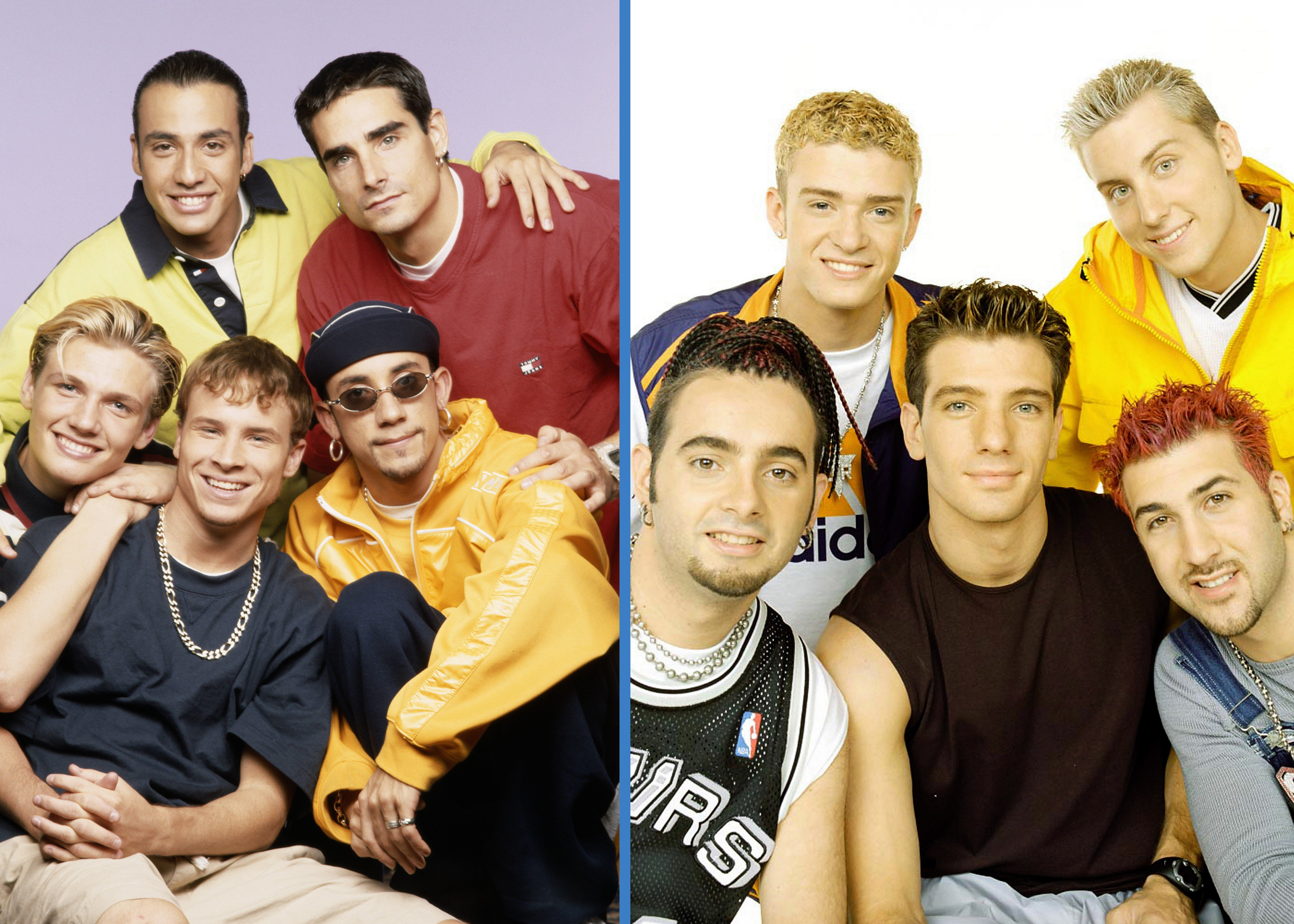 Honestly, These 7 NSYNC and Backstreet Boys Songs Should Be Played ...
