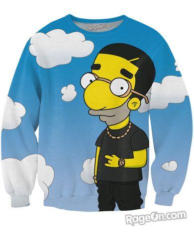 Drake Milhouse Sweatshirt