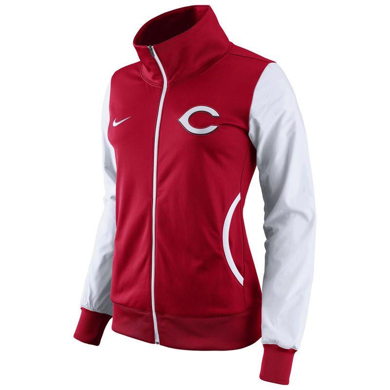 sites de sortie Nike Roshe Exécuter Veste Pour Femmes Rouge exclusif Igaa6h