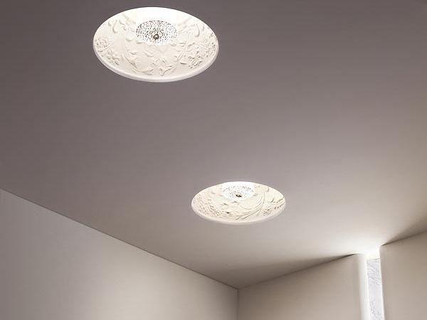 Gypsum Built In Lamp Skygarden Recessed By Flos Design Marcel